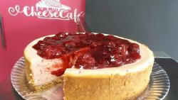Cheesecake de Morango !
