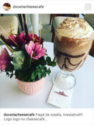 Frapê de Nutella / Ovomaltine / Frapuccino !!! Refrescantes e saborosos!!!