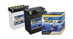 Bateria para Falcon, Twister, Cb300, Fazer