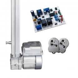 Motor para Portão Eletrônico Basculante Peccinin Gatter (VALOR COM INSTALAÇÃO INCLUSA)