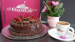 Bolo Mousse de chocolate !!!! Duplamente delicioso!!!!