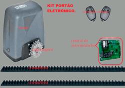 Instalação de Portão Eletrônico Residencial Piracicaba