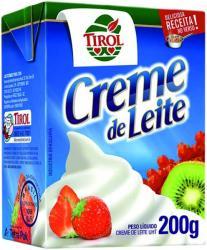 Creme de leite Tirol TP