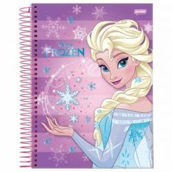 Caderno espiral 10 matérias