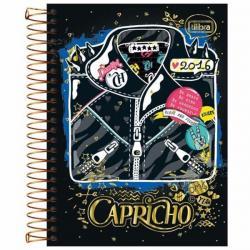 Caderno espiral 12 matérias