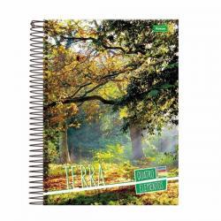 Caderno espiral 20 matérias