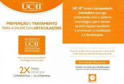 Colágeno UC II 2 para articulações