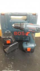 Parafusadeira GSR 12-2 Bosch (Linha Professional Azul)