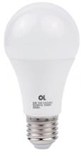 Lâmpadas de Led A60 7W 700 Lumens 6500K Base E27 Cor: Branca