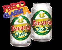 Cerveja Bavaria Latão
