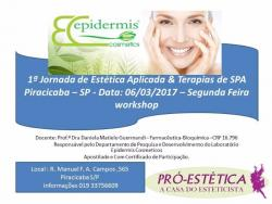 Workshop Terapias em SPA