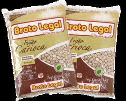 Feijão Carioca Broto Legal