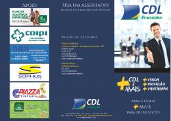Negócios - CDL Piracicaba - Conheça nossos Benefícios - CDL Piracicaba - Conheça nossos Benefícios