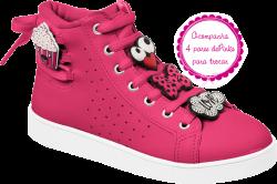 Tênis Pampili Pink
