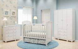 Bebês e Crianças - Quarto bebê completo - Quarto bebê completo