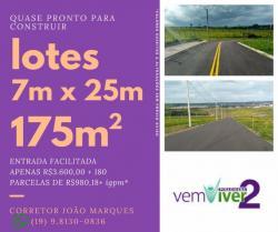 Terrenos para Venda Vila Sônia Piracicaba