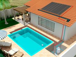 Para sua casa - Aquecedor Solar para Piscina Solis - Aquecedor Solar para Piscina Solis