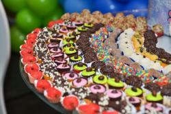 Buffet Aniversário Infantil Doces e Salgados