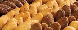 Alimentação - Salgadinhos Fritos para Festa - Salgadinhos Fritos para Festa