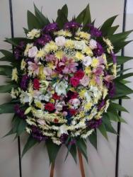 Coroa de Flores 24 horas Cemitério da Vila Rezende