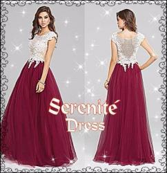 Vestido Madrinha Plus Size Formanda Vestido Longo Princesa Serenité Moda Festa