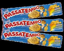Biscoito recheado Passatempo