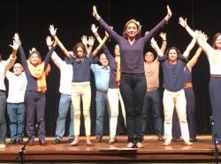 Artes - Canto em Grupo em Piracicaba - Canto em Grupo em Piracicaba