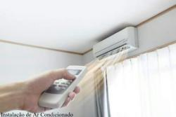 Para sua casa - Instalação de ar condicionado - Instalação de ar condicionado