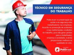 Serviços - Curso Técnico em Segurança do Trabalho PoliBrasil Piracicaba - Curso Técnico em Segurança do Trabalho PoliBrasil Piracicaba