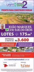 LOTES PRONTOS PARA CONSTRUIR