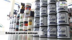 Tinta Latex Interior Barrica 16 kg Tech Paint