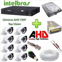 Para sua casa - Instalação de Câmera Alta Definição HD Piracicaba - Instalação de Câmera Alta Definição HD Piracicaba