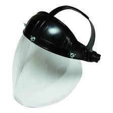 Equipamentos e Acessórios  - Protetor Facial Apolo Incolor - Master CA12376 - Protetor Facial Apolo Incolor - Master CA12376