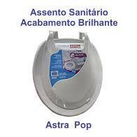 Para sua casa - Assento Sanitario Pop Astra - Assento Sanitario Pop Astra