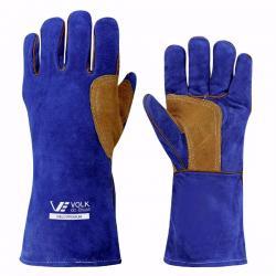 Equipamentos e Acessórios  - Luva temperatura/soldador Weld Master - Volk CA19894 - Luva temperatura/soldador Weld Master - Volk CA19894