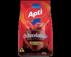 Alimentação - Achocolatado Apti sachê  - Achocolatado Apti sachê