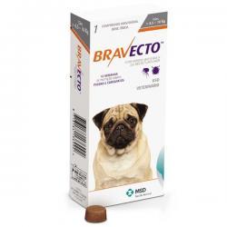 Animais - Anti pulgas e Carrapatos 4,5 a 10 kg Bravecto - Anti pulgas e Carrapatos 4,5 a 10 kg Bravecto