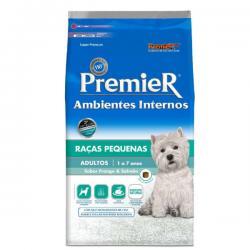 Animais - Ração para Cães Raças Pequenas  Frango e Salmão - Ração para Cães Raças Pequenas  Frango e Salmão