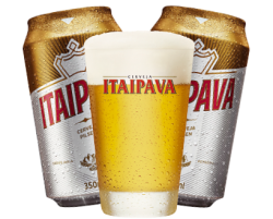 Cerveja Itaipava Lata