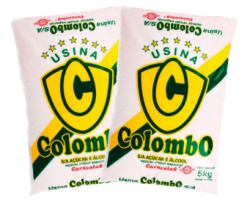 Açúcar Cristal Colombo