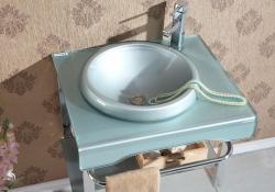 Gabinete de Vidro para Banheiro Bora Bora Pettra