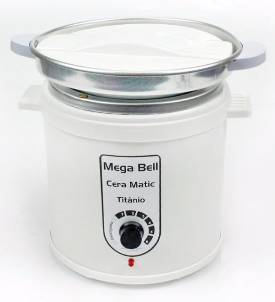 aquecedor-de-cera-Titânio 1 kg