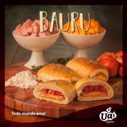 Alimentação - Bauru Uai Salgados  - Bauru Uai Salgados