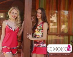 51078e325 Pijamas Femininos Verão Le Moncy 2016