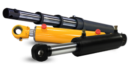 Manutenção de cilindros hidráulicos e pneumáticos, fabricação