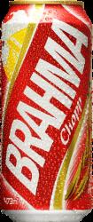 Cerveja Brahma Latão