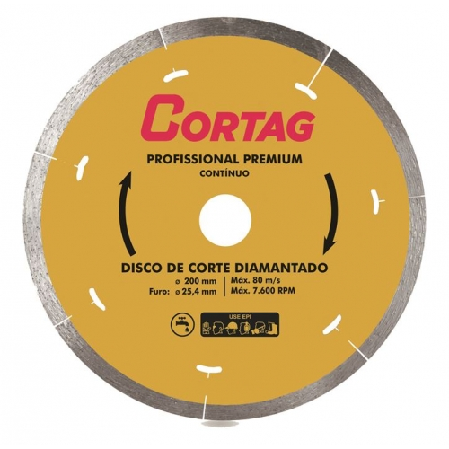 Código 61.340 Disco de Corte  200 mm