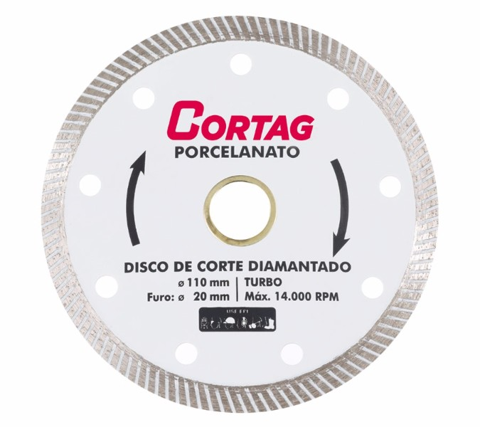Código 60.863 Disco de Corte Porcelanato