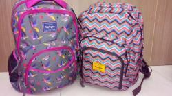 Promoção mochilas escolar